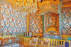 Дворец Фонтенбло стоковое изображение