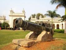 Дворец Хайдарабад Chowmahalla стоковые фотографии rf