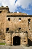 дворец Шотландия linlithgow Стоковые Изображения