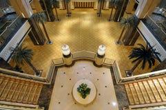дворец эмиратов Abu Dhabi Стоковая Фотография RF