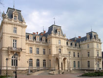 дворец Стоковые Фото