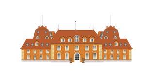 дворец бесплатная иллюстрация