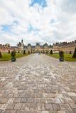 дворец 3 fontainebleau Стоковая Фотография RF