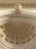 дворец arch2 Стоковое фото RF