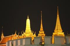 дворец bangkok грандиозный Стоковое Изображение RF