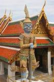 дворец bangkok грандиозный Стоковые Изображения RF