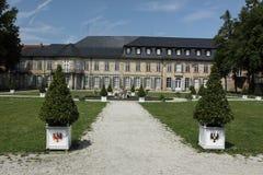дворец bayreuth новый стоковое фото