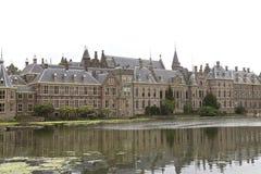Дворец Binnenhof Стоковая Фотография RF