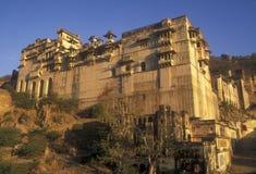 дворец bundi стоковое фото rf