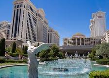 Дворец Caesars, Las Vegas Стоковое Фото