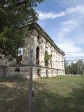 Дворец Cantacuzino, FloreÈ™ti, Румыния Стоковое Изображение RF