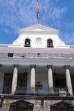 Дворец Carondelet президентский в Кито Стоковые Изображения