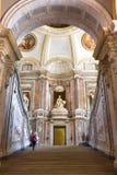 дворец caserta королевский Стоковое фото RF
