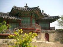 Дворец Changdeok Стоковые Фото