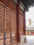 Дворец Changdeokgung Стоковые Изображения