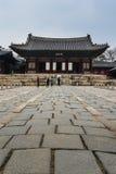 Дворец Changgyeong Стоковые Изображения RF
