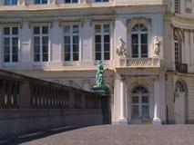 дворец charles de Лотарингии Стоковое Изображение