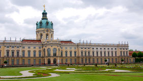 Дворец Charlottenburg Стоковая Фотография RF