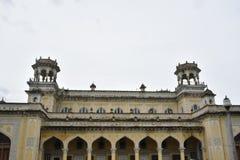 Дворец Chowmahalla, Хайдарабад, Индия стоковое изображение rf