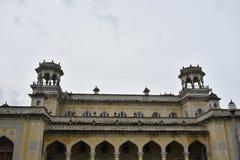 Дворец Chowmahalla, Хайдарабад, Индия стоковые фотографии rf