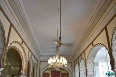 Дворец Chowmahalla, Хайдарабад, Индия стоковое изображение
