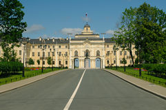 Дворец Constantine, Ст Петерсбург, Россия Стоковое фото RF