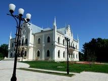 дворец cuza i Стоковое фото RF