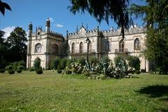 Дворец Dadiani в Georgia стоковые изображения