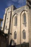 Дворец des Papes Palais, Авиньон Стоковые Фотографии RF