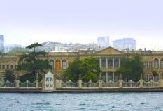 Дворец Dolmabahce стоковые фотографии rf