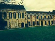 Дворец Eltham в Лондоне Стоковое фото RF