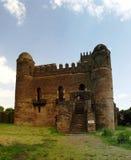 Дворец Fasilidas, Gonder стоковые фотографии rf