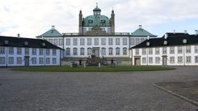 дворец fredensborg Стоковое Фото