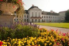 дворец grassalkovich Стоковые Изображения
