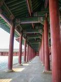 Дворец Gyeongbok Стоковые Изображения RF