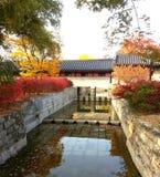 Дворец Gyeongbok стоковые фото