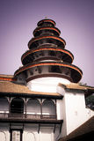 Дворец Hanuman Dhoka королевский, Катманду, Непал Стоковые Изображения