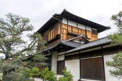 Дворец Honmaru Стоковое Изображение RF