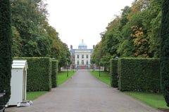 Дворец Huis 10 Bosch Стоковые Изображения