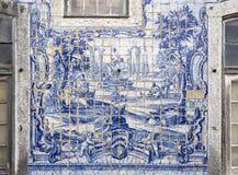 Дворец i Caxias королевский Стоковое фото RF