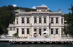 дворец istanbul старый стоковое изображение