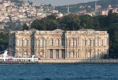 дворец istanbul beylerbeyi стоковое фото