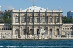 дворец istanbul dolmabahce стоковые фото