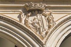 Дворец Jabalquinto, Baeza, Испания Стоковое Изображение RF
