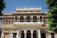дворец jaipur города Стоковые Фотографии RF