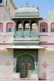 дворец jaipur города Стоковое Изображение