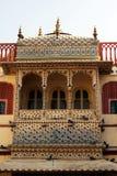 дворец jaipur города Стоковая Фотография RF