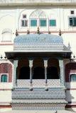 дворец jaipur города Стоковая Фотография