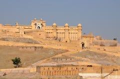 дворец jaipur Стоковые Изображения RF