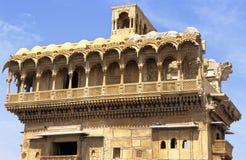 дворец jaisalmer Стоковые Изображения RF